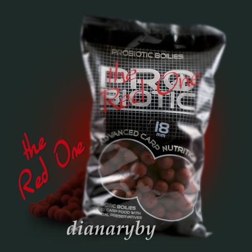 Boilies Red One