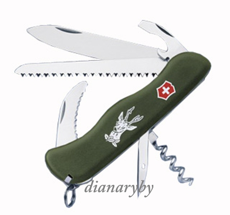 Nôž Victorinox Hunter green